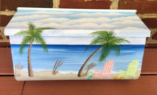 adirondak beach wall mount