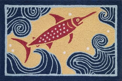 jellybean rug fishermans price with fish