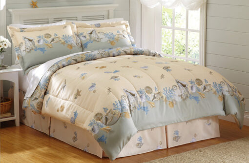 4 piece sea quilt